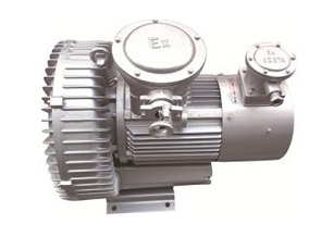ATEX Blowers for biogas