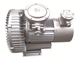 ATEX Side Channel Blowers