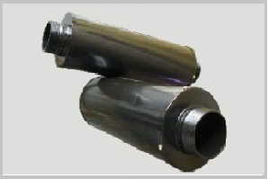Silencer for side channel blowers