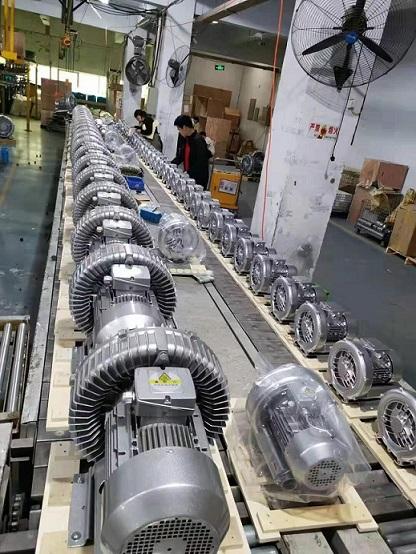 side channel blower factory