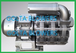 Ring compressor blowers
